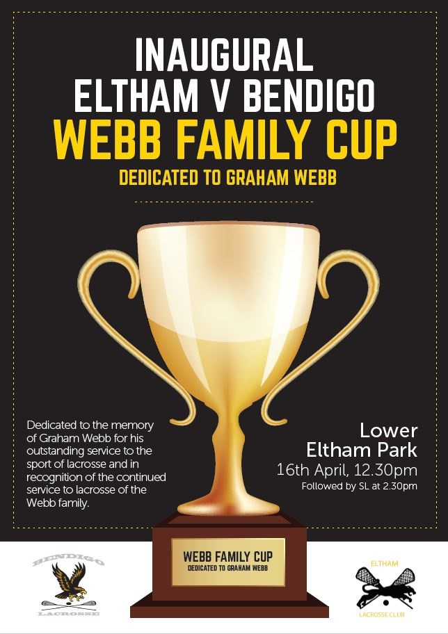 Webb family cup